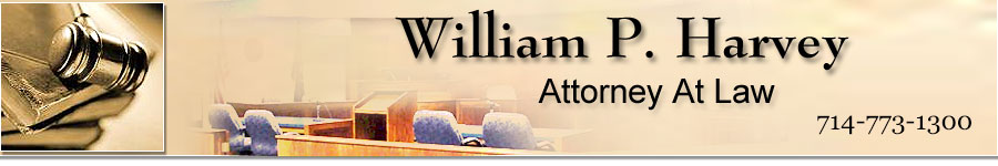 Willaim P. Harvey Attorney at Law